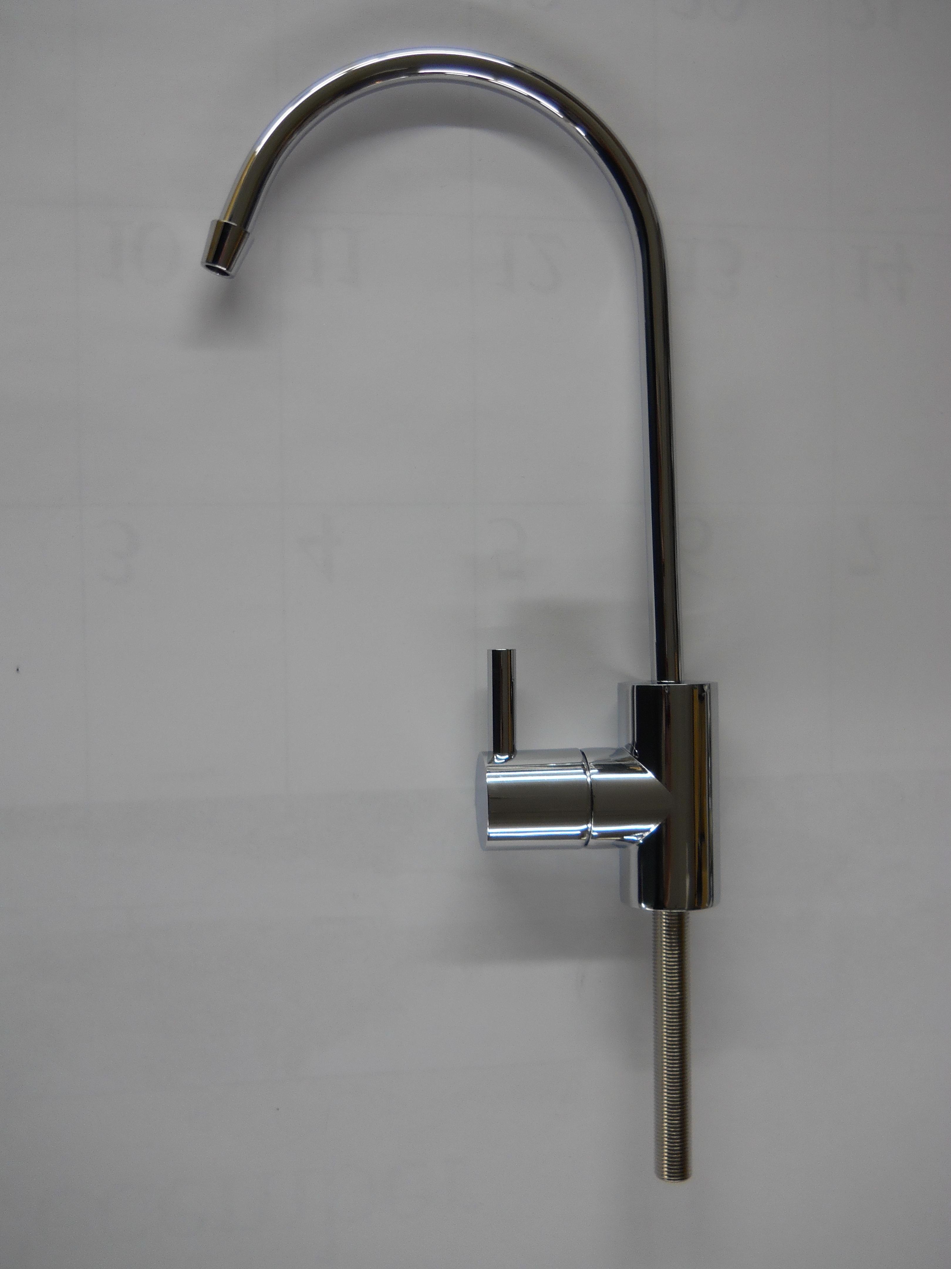 Faucet, Chrome Non Air Gap Contemporary Series Premium