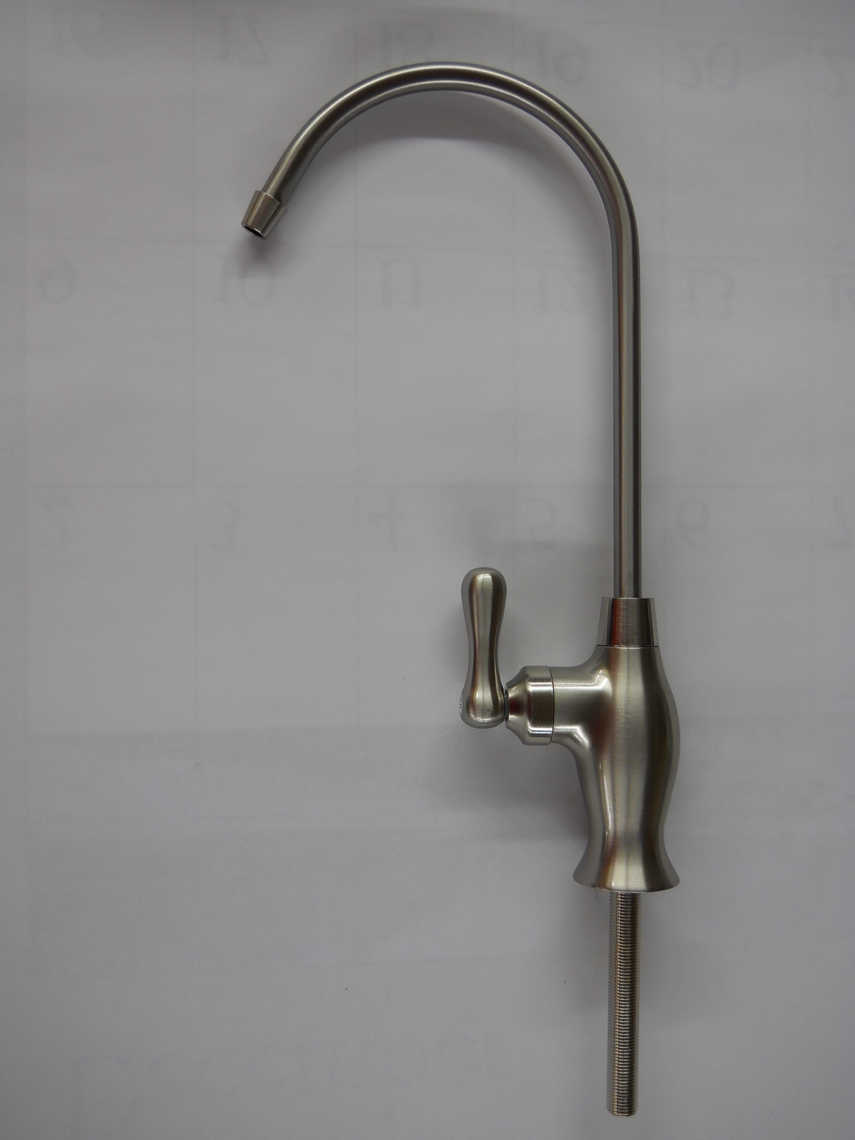 Faucet, Brushed Nickel Non Air Gap Premium